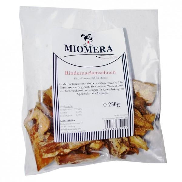 MIOMERA Dog Snack Rindernackensehnen 250g