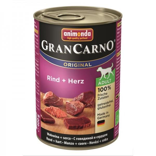 Animonda GranCarno Adult Rind & Herz 400g