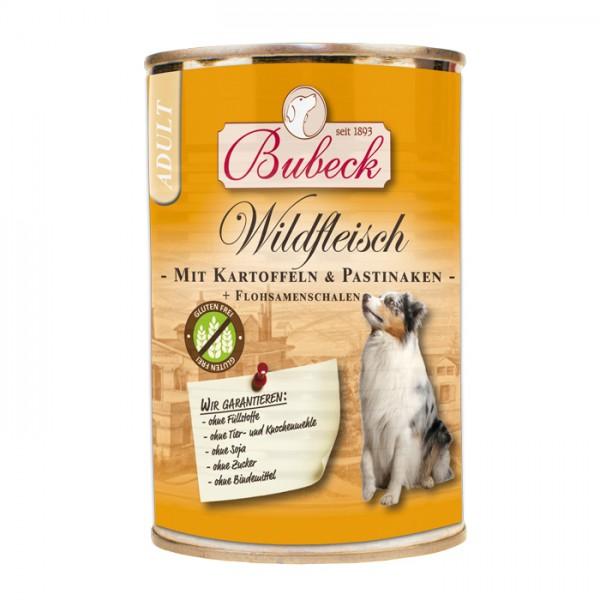 Bubeck Wildfleisch 400 g