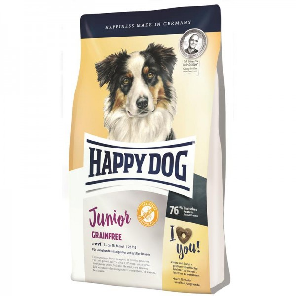 Happy Dog Supreme Sensible Young Junior Grainfree 10kg