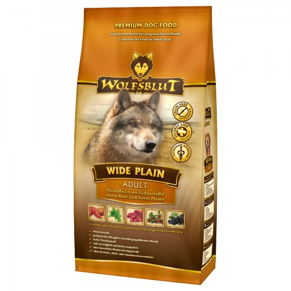 Wolfsblut Wide Plain Adult 2 x 15kg