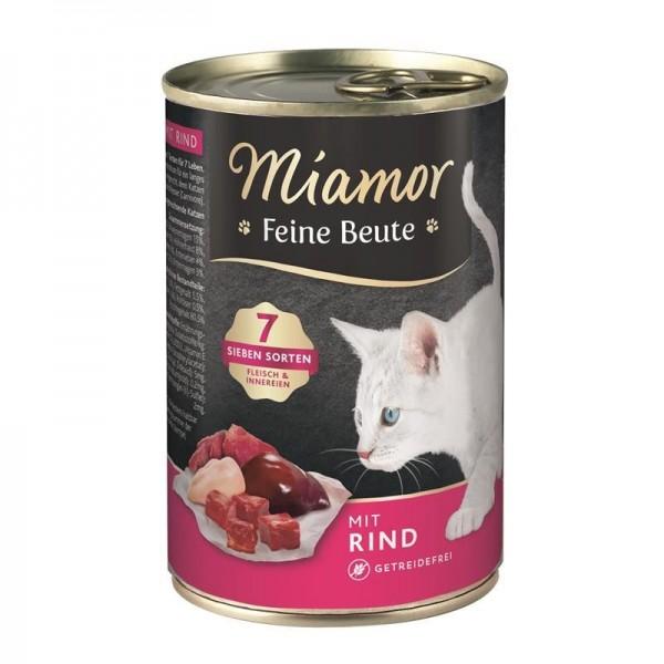 Miamor Dose Feine Beute Rind 400g