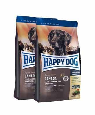 Happy Dog Supreme Sensible Canada 2x12,5kg