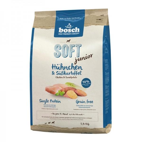 Bosch SOFT Junior Hühnchen & Süßkartoffel 2,5kg
