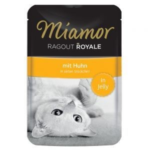 Miamor FB Ragout Royale in Jelly Huhn 100g