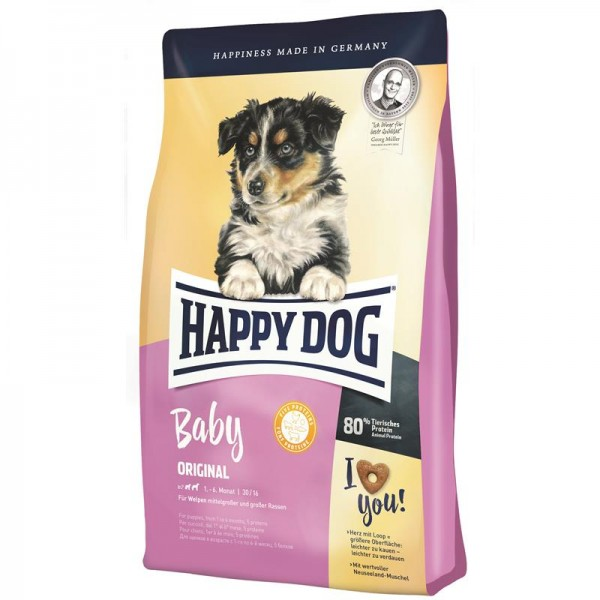 Happy Dog Supreme Sensible Young Baby Original 2x10kg