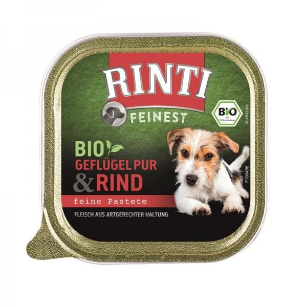 Rinti Schale Bio Rind 150g