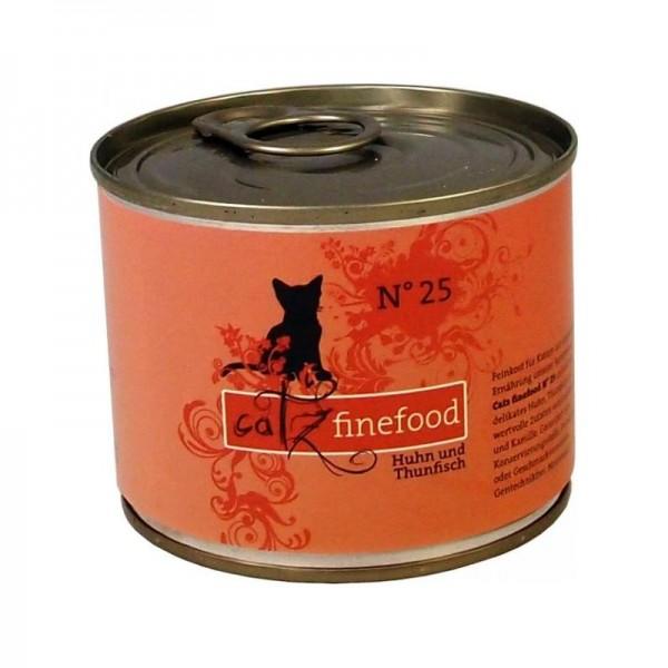 Catz finefood No. 25 Huhn & Thunfisch 200g