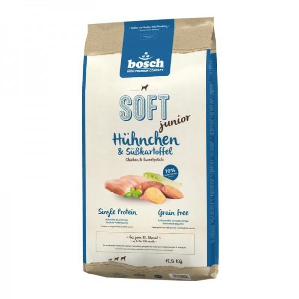 Bosch SOFT Junior Hühnchen & Süßkartoffel 12,5kg