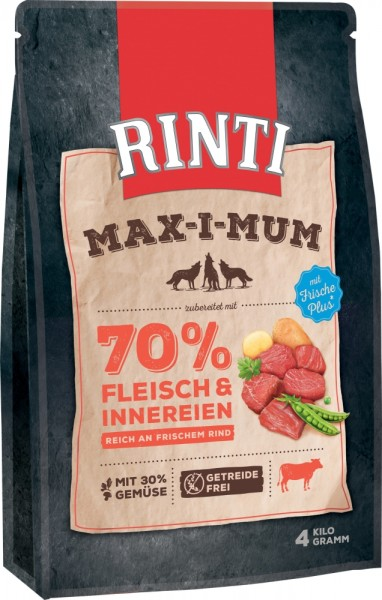 Rinti Max-i-mum Rind 4kg