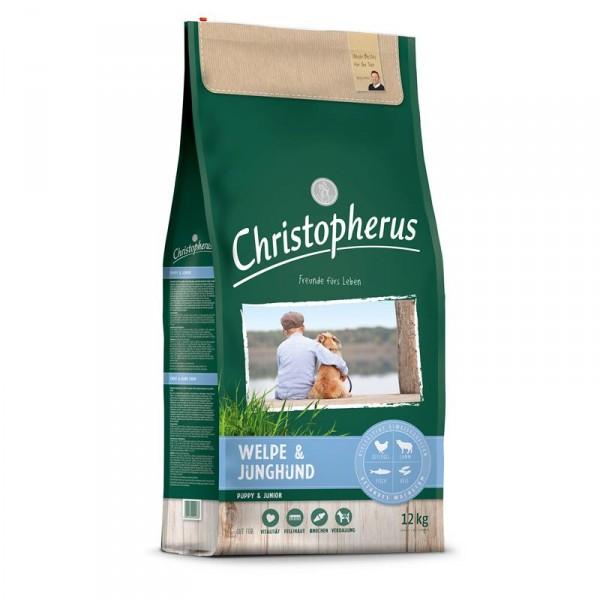 Christopherus Welpe & Junghund 12kg