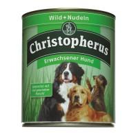 Christopherus Dose Wild & Nudeln 800g