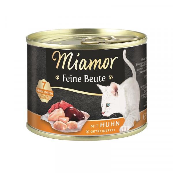 Miamor Dose Feine Beute Huhn 185g