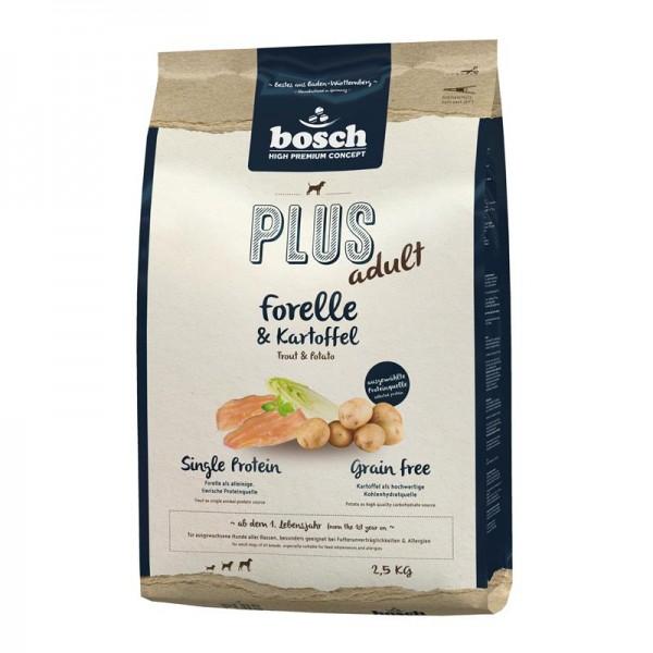 Bosch PLUS Forelle & Kartoffel 2,5 kg