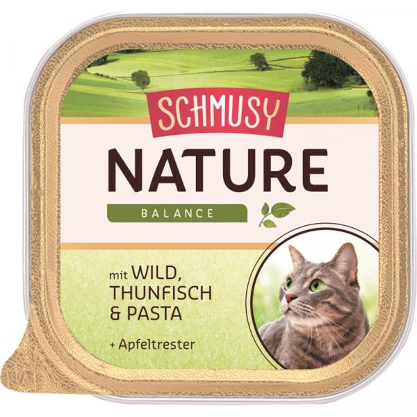 Schmusy Nature Balance FB Wild & Thunfisch 100g