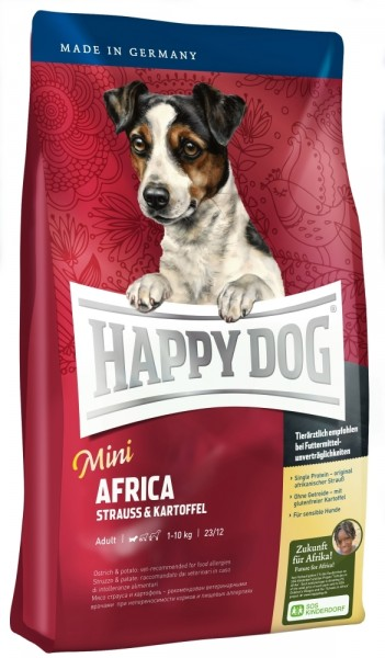 Happy Dog Supreme Sensible Mini Africa 1kg