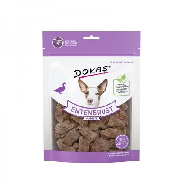 Dokas Hundesnack Entenbrust Nuggets gefriergetrocknet 110g