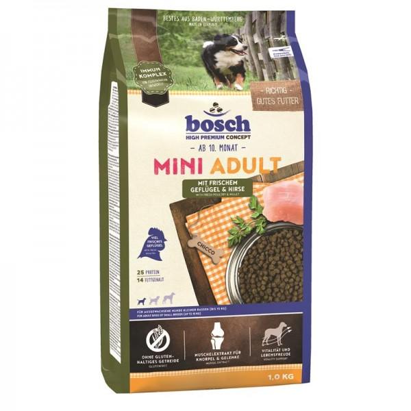 Bosch Mini Adult Geflügel & Hirse 1 kg