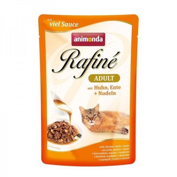 Animonda PB Rafine Soupe Huhn, Ente & Nudeln 100g