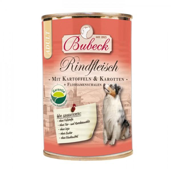 Bubeck Rindfleisch 400 g