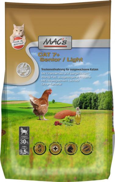 MACs Cat 7+ Senior/Light 7kg