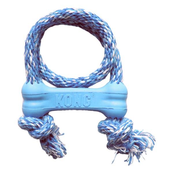 KONG Puppy Goodie Bone mit Seil