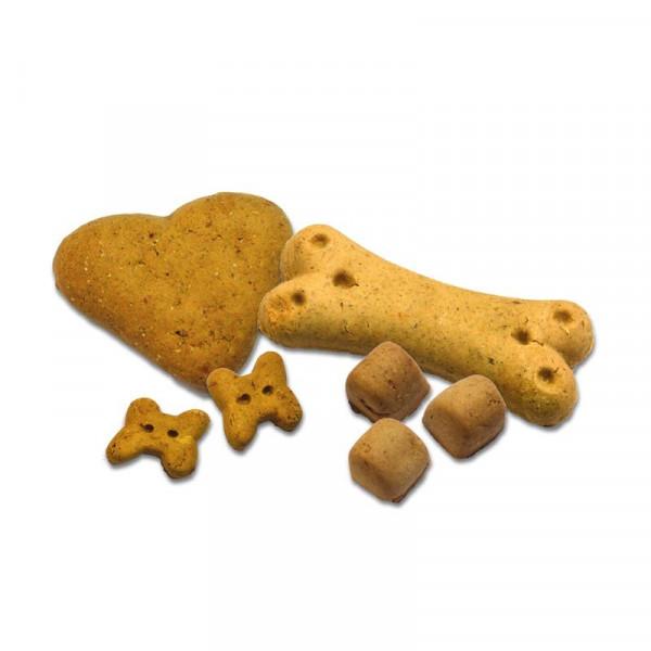 Allco Dog Premium Hundekuchen Ente & Orange Knochen 10kg