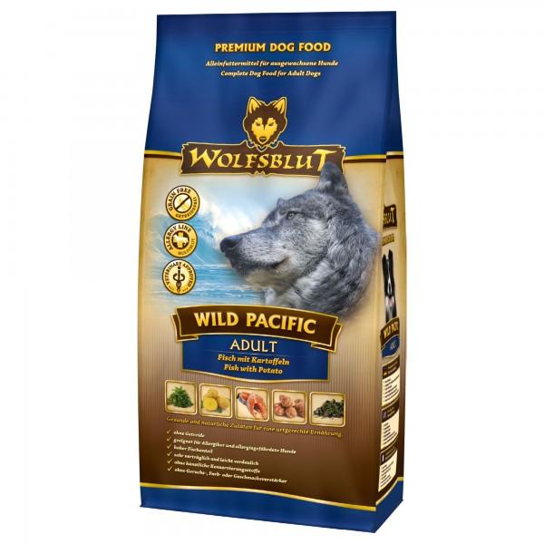 Wolfsblut Wild Pacific 15kg