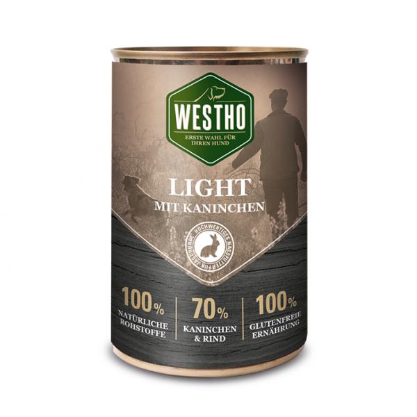 Westho Dog Dose Light Rind & Kaninchen 400g