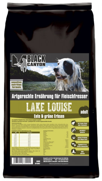 Black Canyon Lake Louise 2 x 15kg Spardoppelpack