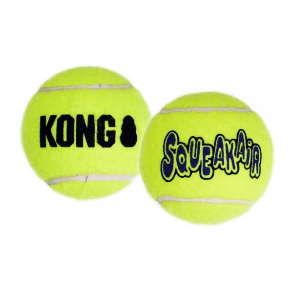 KONG SqueakAir Balls Regular 3er Pack