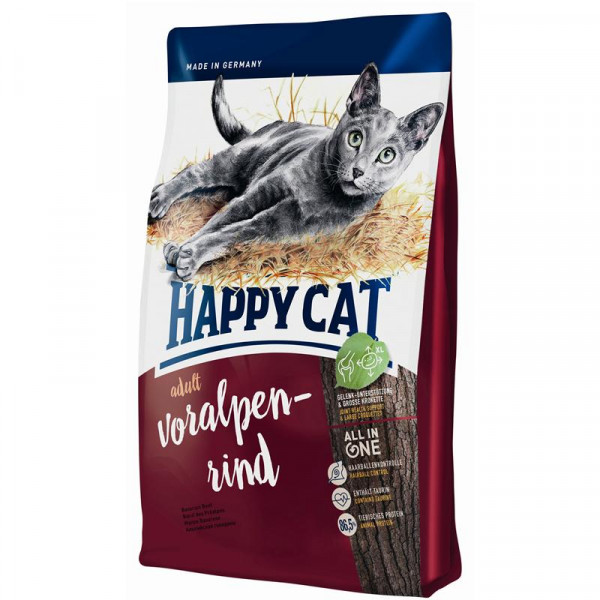 Happy Cat Supreme Voralpen-Rind 300 g