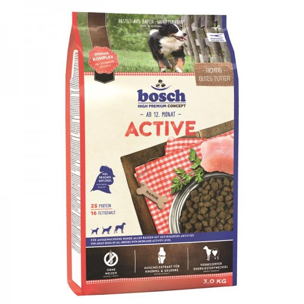 Bosch Active 3 kg