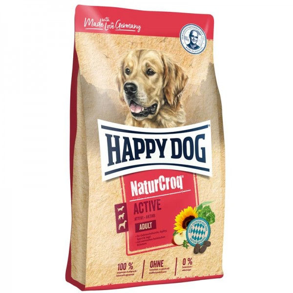 Happy Dog NaturCroq Active 2x15kg