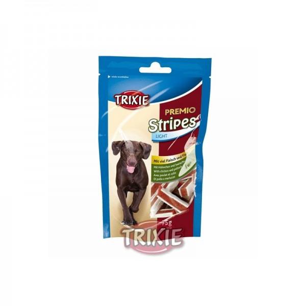 Trixie Premio Stripes, Hühnchen und Seelachs 75 g