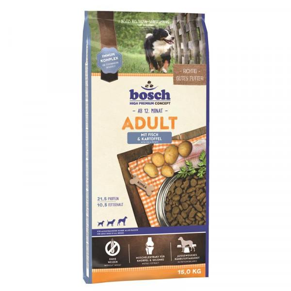 Bosch Adult Fisch & Kartoffel 15 kg