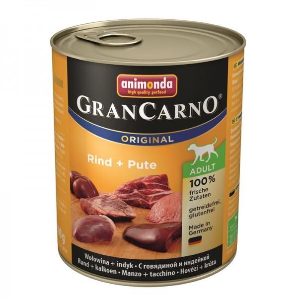 Animonda GranCarno Adult Rind & Pute 800g