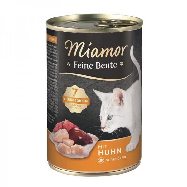 Miamor Dose Feine Beute Huhn 400g