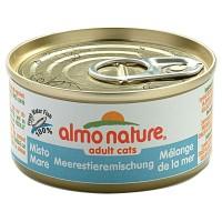 Almo Nature Legend - Meerestieremischung 70g