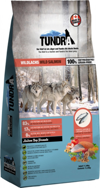 Tundra Lachs 3,18kg