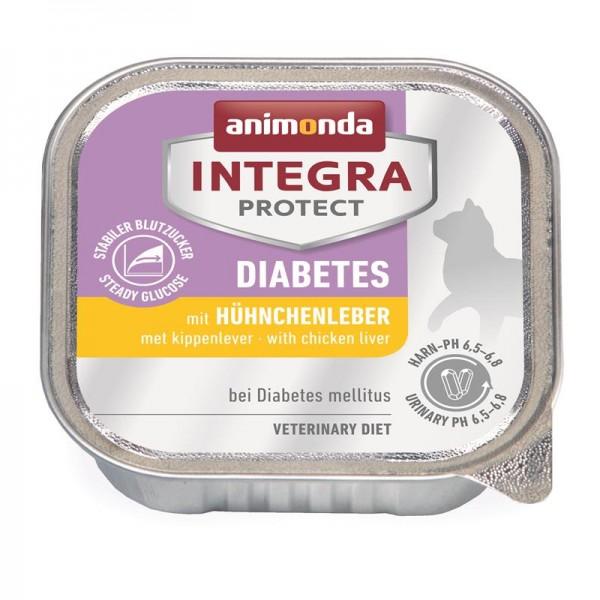 Animonda Integra Protect Diabetes mit Hühnchenleber 100g
