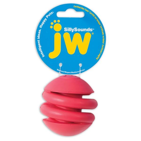 JW PET SILLYSOUNDS BALL medium Durchmesser ca. 7 cm