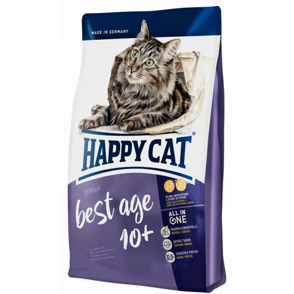 Happy Cat Supreme Best Age 10+ 4 kg