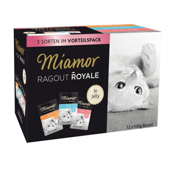 Miamor FB Ragout Royale Multibox in Jelly 12x100g