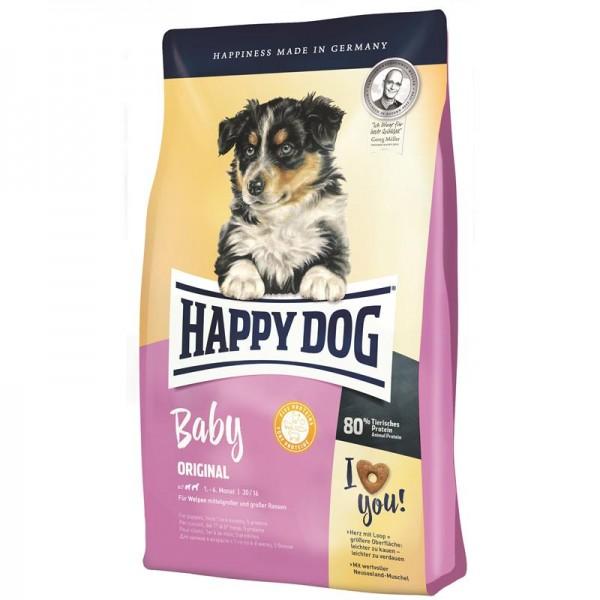 Happy Dog Supreme Sensible Young Baby Original 4kg