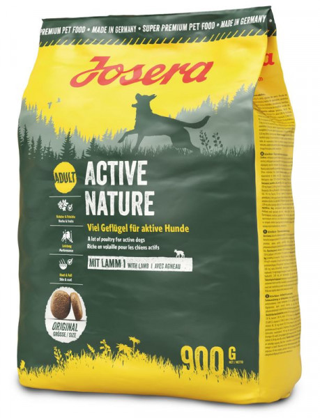 Josera Active Nature 900g