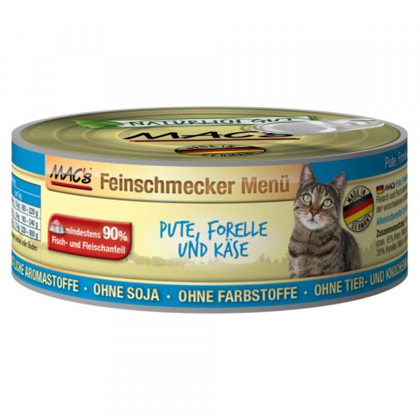 Macs Cat Pute-Forelle 100gD