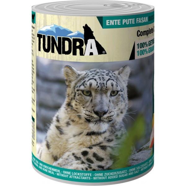 Tundra Cat Ente+Pute+Fas.400g