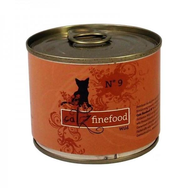 Catz finefood No.9 Wild 200g