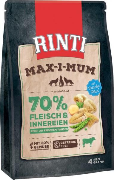 Rinti Max-i-mum Pansen 4kg